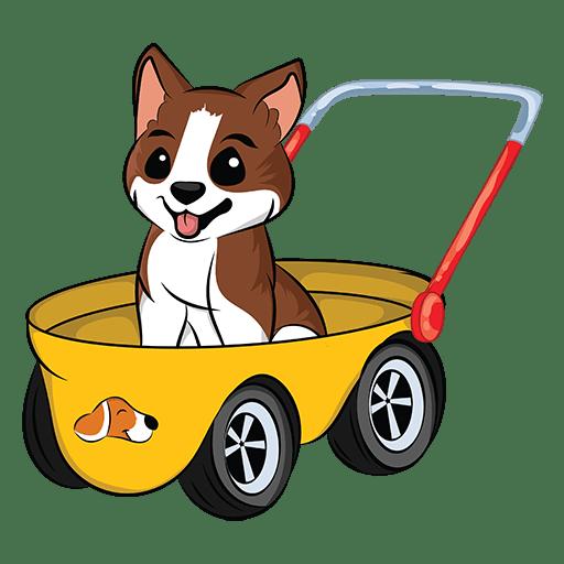 Poodah's Dog Walking and Pet Sitting Services - Birmingham AL - Favicon copy